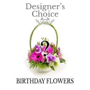 Designer's Choice - Birthday Flowers
