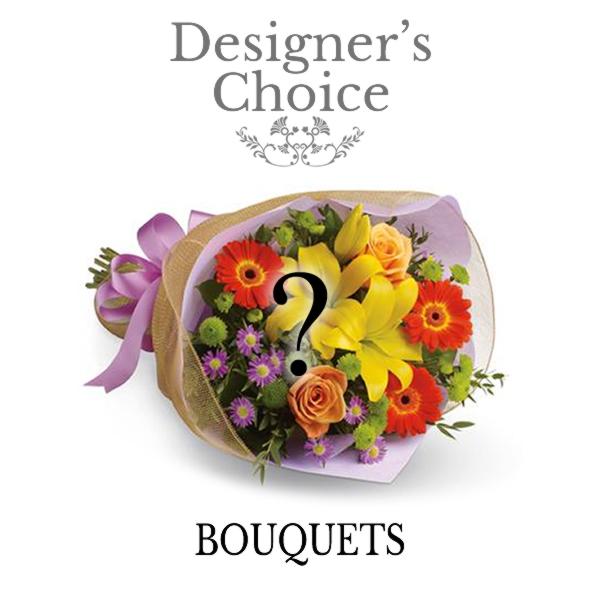 Designer 39 s choice bouquets woodford kilcoy florist for Designers choice