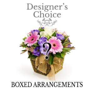 Designers Choice - Boxed Arrangement