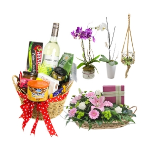 Hampers, Baskets & Plants