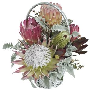 Flowers - Native Basket