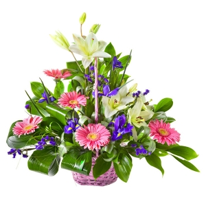 Flowers - Spring Basket